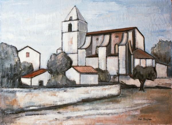 église de Saignon (84)