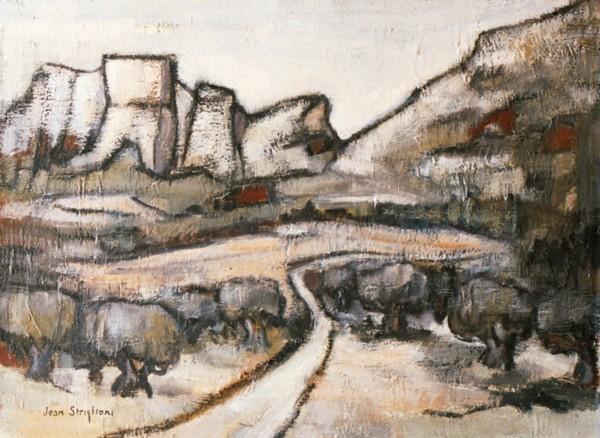 rochers de Provence